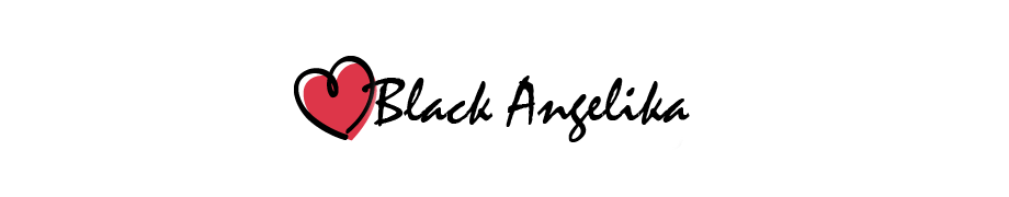 Black Angelika Blog Header Image